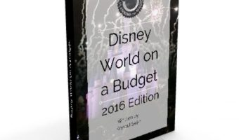 Disney on a Budget E-Book Giveaway!