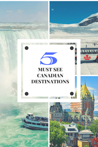 Canadian Destinations