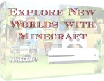 Explore New Worlds with Minecraft from Best Buy