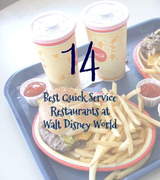 Best Quick Service Restaurants WDW