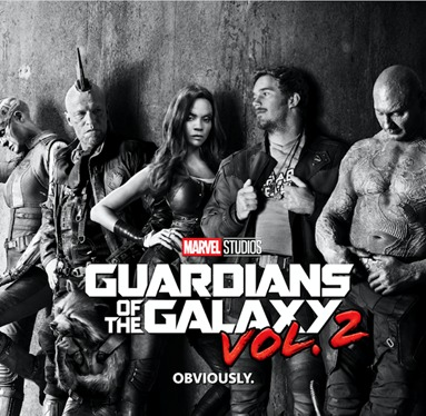 Guardians Galaxy Vol 2 Trailer