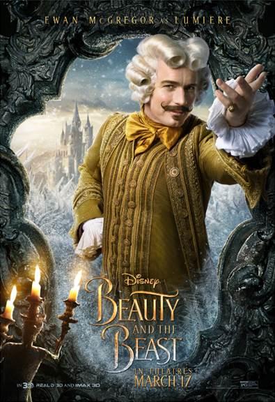 Characters Beauty Beast