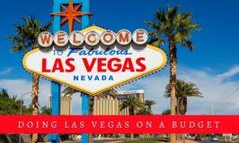 Doing Las Vegas on a Budget