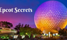 Some Really Cool and Interesting Secrets About Epcot