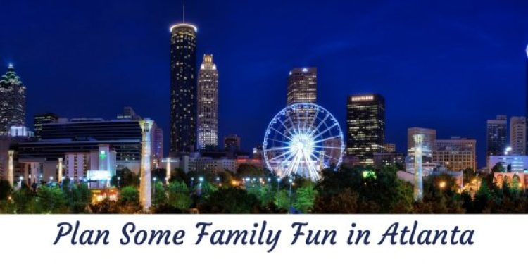 Atlanta Family Vacation