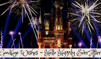 Goodbye Wishes ~ Hello Happily Ever After