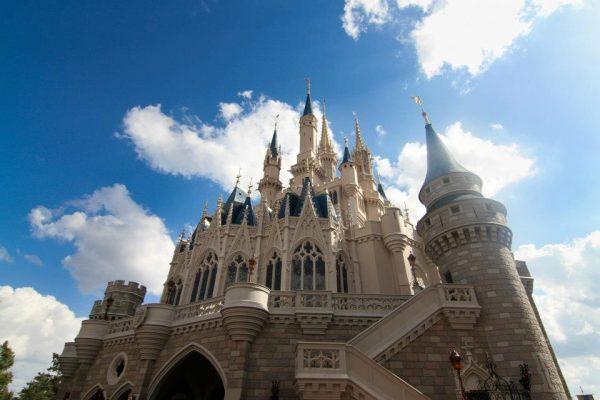 Cinderella Castle Secrets