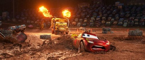 #Cars3 Coloring Sheets – Fun for Little Ones (And You!)