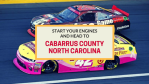 Start Your Engines and Head to Cabarrus County, North Carolina