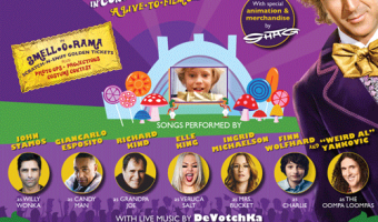 Willy Wonka & the Chocolate Factory LIVE!!