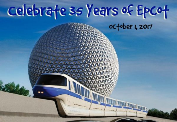 Epcot Anniversary Celebration