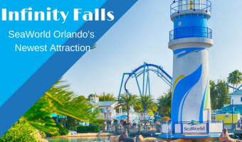 Infinity Falls ~ SeaWorld Orlando's Newest Attraction