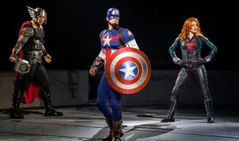 Give the Gift of Marvel Universe LIVE! Age of Heroes – Coming to Amway Center in Orlando!