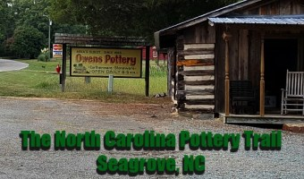 The North Carolina Pottery Trail – Seagrove, NC – An Experience You Shouldn't Miss!