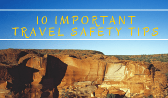 10 Important Travel Safety Tips