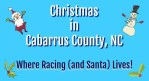 Ho! Ho! Ho! Santa is Everywhere! Celebrate the Holiday Season in Cabarrus County, NC