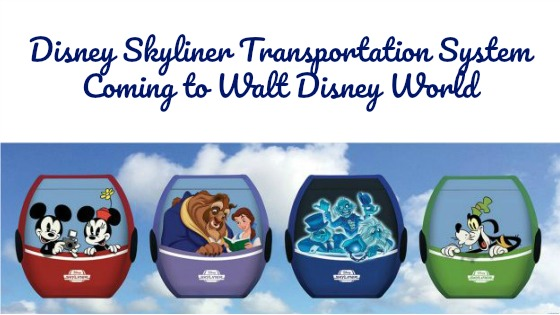 Have You Seen the New Images of the Disney Skyliner Transportation System Coming to WDW?