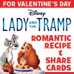 Lady and the Tramp Coming to Digital and Blu-Ray