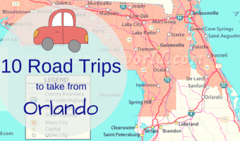 10 Great Road Trips to Take from Orlando!