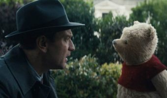 A Boy and His Bear Reunited ~ Christopher Robin Trailer