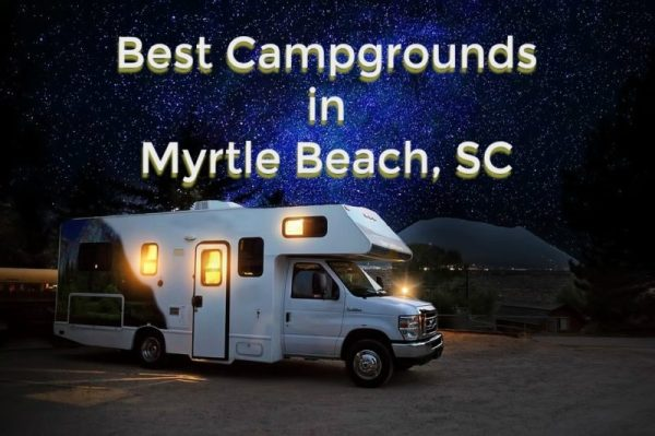 Campgrounds Myrtle Beach