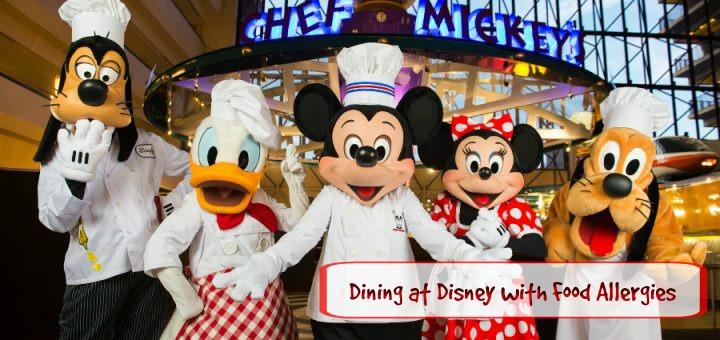 Dining Disney Food Allergies