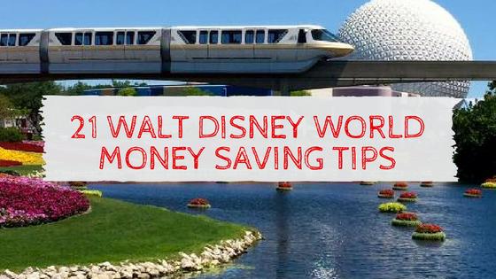 wdw money saving tips