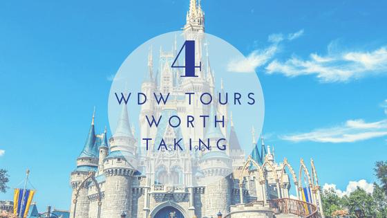 4 Walt Disney World Tours Worth Taking