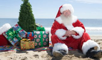 Celebrate the Holidays at Barefoot Landing in North Myrtle Beach