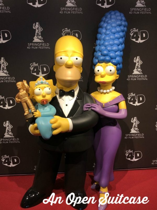 Simpsons 4D Myrtle Beach