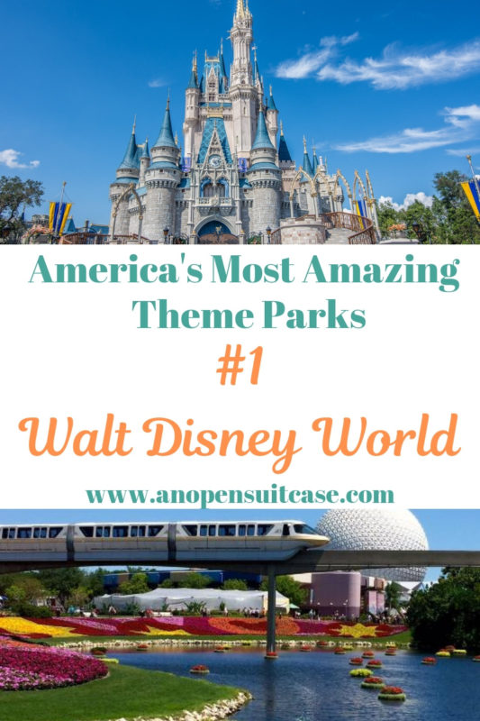 Amazing Parks Walt Disney World