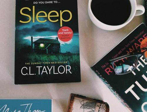 Sleep, CL Taylor