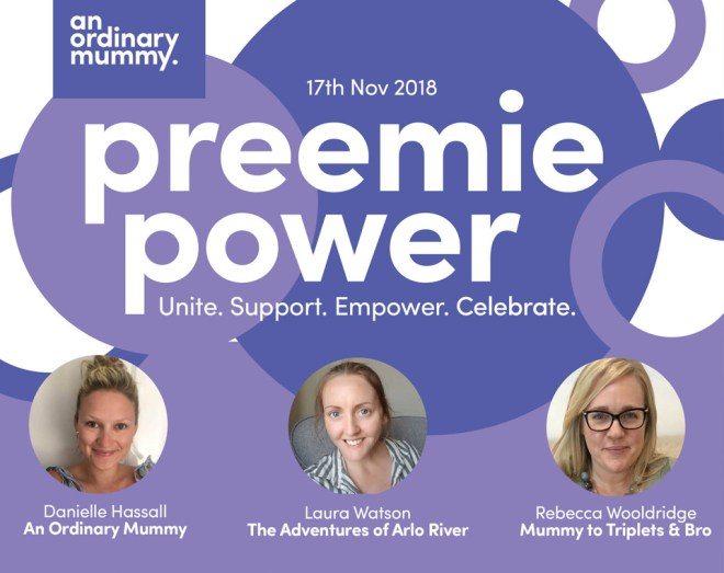 Preemie Power event