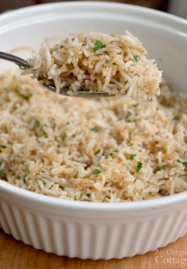 Amazingly Delicious Baked Tasty Rice