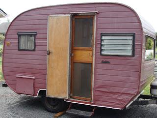Vintage Dalton trailer