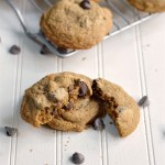 Mocha Chip Cookies from AnOregonCottage.com | You'll love this crowd-pleasing, flavorful change from regular chocolate chip cookies- get your coffee and cookie in one package!