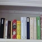 Organizing Strategies: Recipes