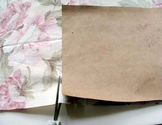 DIY Flaxseed Pillow Warmers-making pattern
