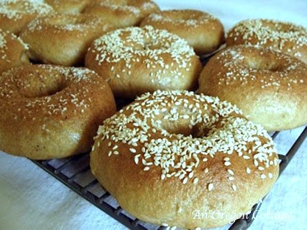 Tutorial for Sourdough Bagels