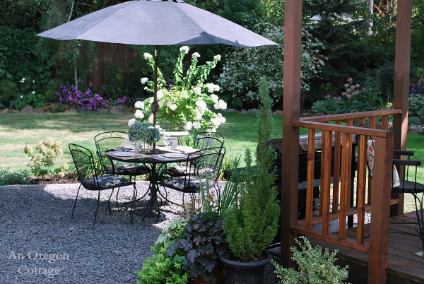 The Backyard Makeover Reveal - An Oregon Cottage on Backyard Patio Makeover id=30358