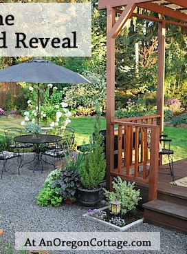 DIY Backyard Makeover