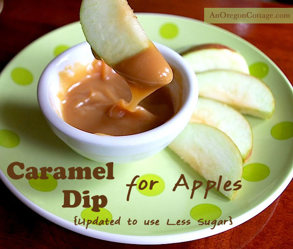 lower-sugar-caramel-dip