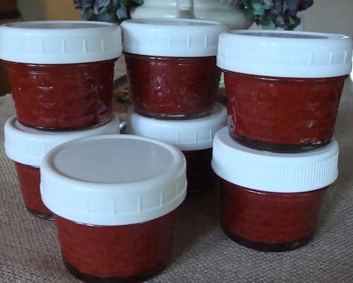 oven tomato paste