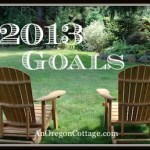 New Goals and Word for 2013