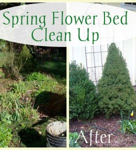 Spring Garden Clean Up {TGP}