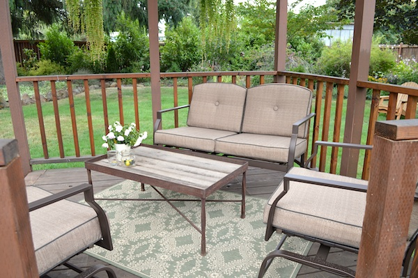 Gazebo Patio Furniture