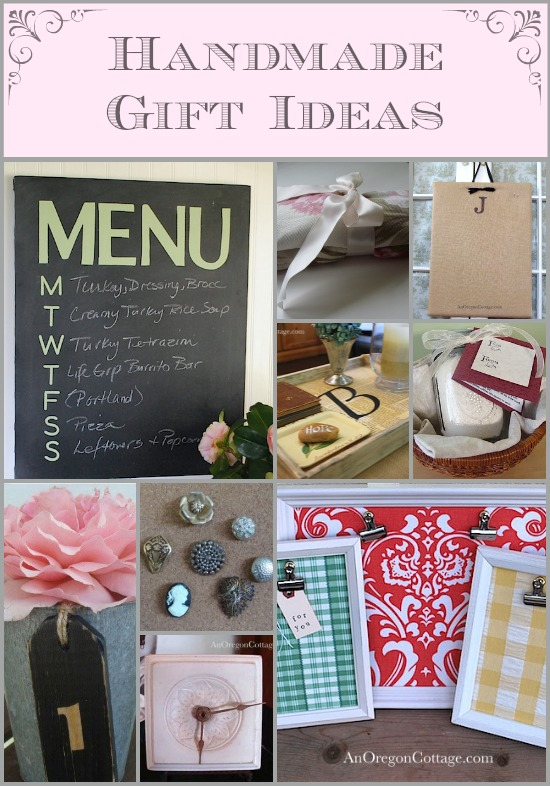 Handmade Gift Ideas :: An Oregon Cottage