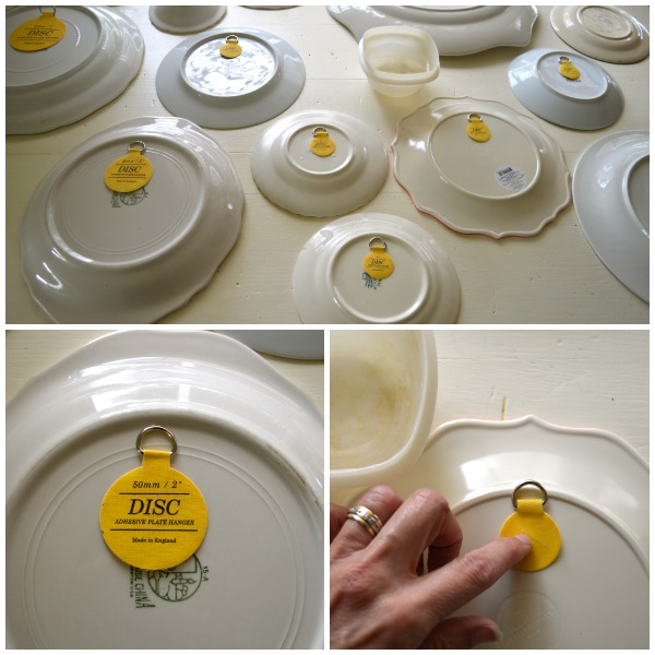 Using Disc Plate Hangers- An Oregon Cottage