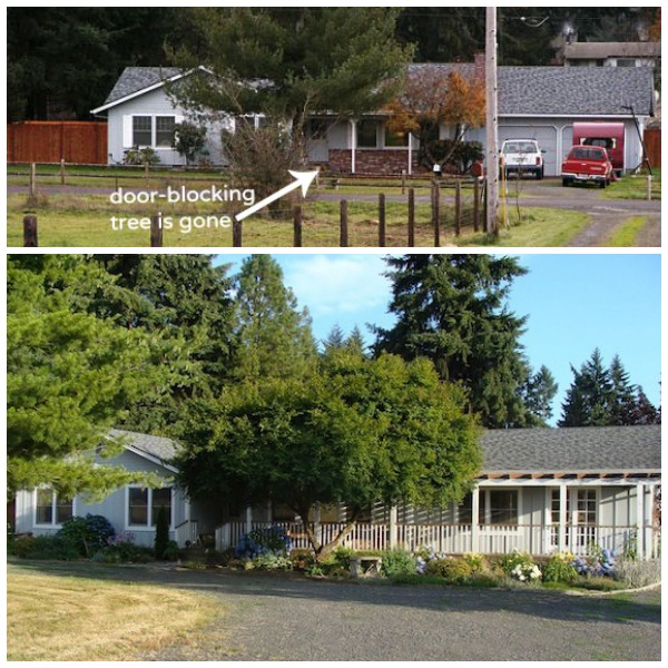 An Oregon Cottage Before and After