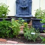 DIY Aged Fountain – How to Age Faux Stone